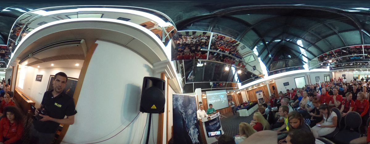 Ceremonia otwarcia BMŚ2015 - fot. R. Gaca