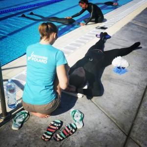 Dobry coach wodę przyniesie, ręcznik zorganizuje, cień zrobi...:)