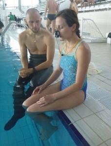 Mateusz Malina coachuje Olę :)